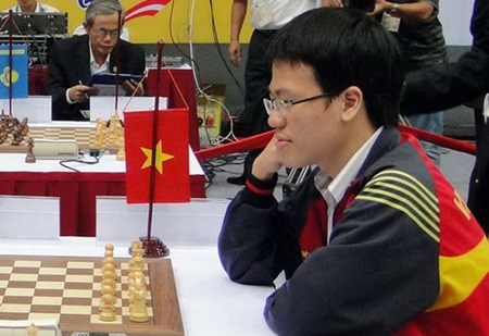 Vietnam's top chess ace at 32 in year-end rankings hinh anh 1