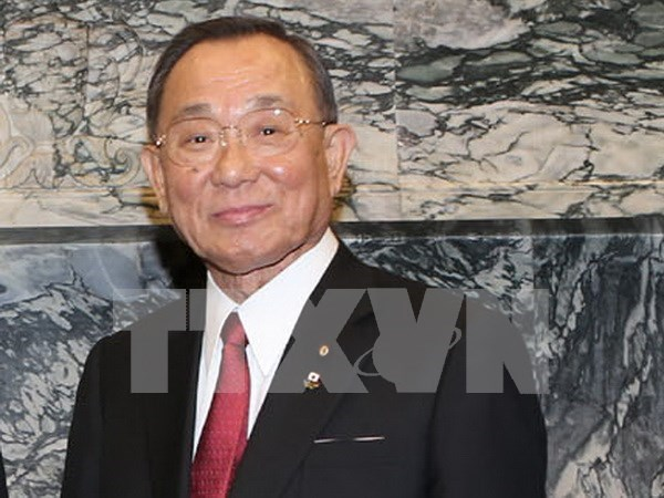 Japanese President of House of Councilors to visit Vietnam hinh anh 1