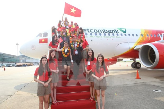 MB loans VietJet Air 22.7 mln USD to buy airplanes hinh anh 1