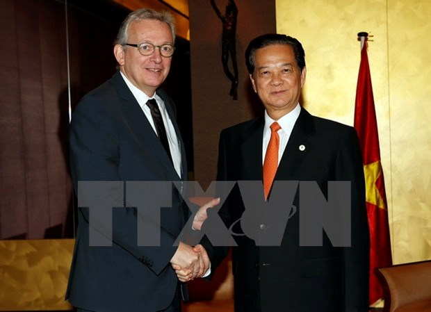 Vietnam, France step up efforts to realise strategic partnership hinh anh 1