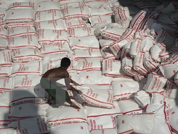 Thailand, China ink deals on rice, rubber hinh anh 1