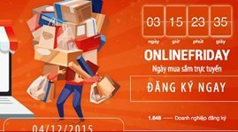 Consumers eager for online shopping spree hinh anh 1