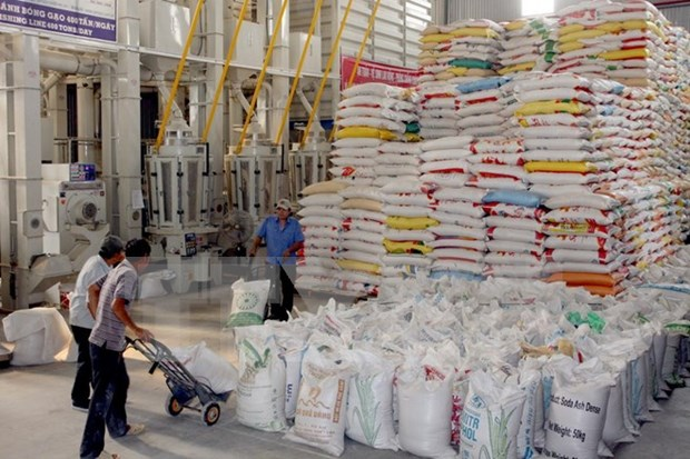 Indonesia needs 1 million tonnes of rice from Vietnam hinh anh 1