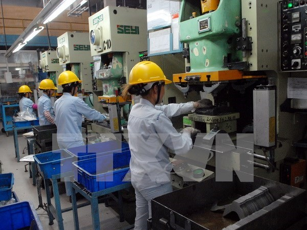Vietnam has competitive edge in mechanical engineering development hinh anh 1