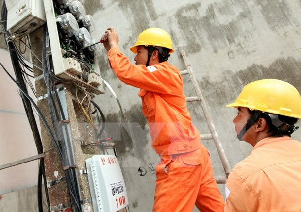 Electricity for production climbs by 8.78 percent hinh anh 1