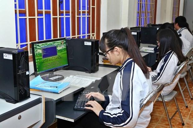 International ICT symposium held in Hue hinh anh 1