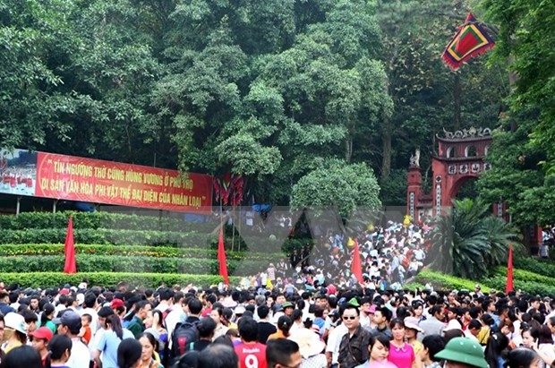 Phu Tho province revives Hung King culture hinh anh 1