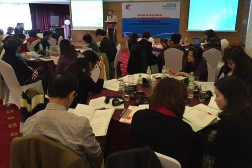 Workshop enhances women's legal understanding, access hinh anh 1