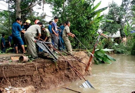 Vulnerable groups cared in climate change response hinh anh 1