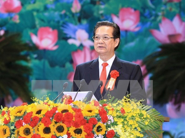 PM launches nationwide emulation movement hinh anh 1