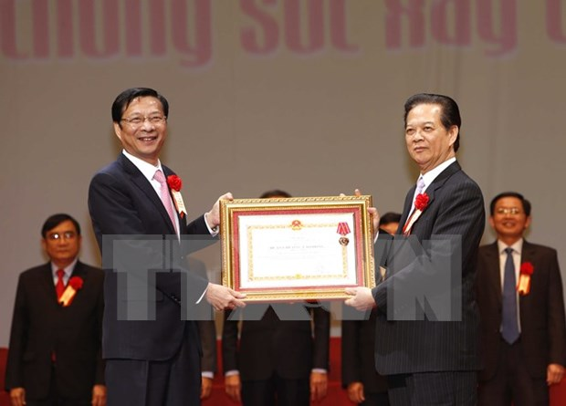 Outstanding localities, organisations in rural development honoured hinh anh 1