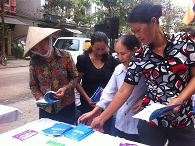 Workshop talks sexual, gender violence hinh anh 1