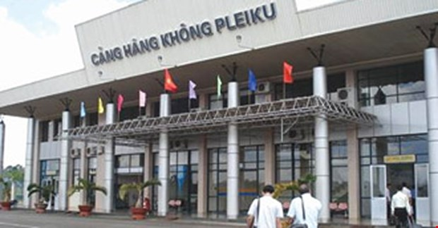 Airports in Central Highlands get facelift hinh anh 1