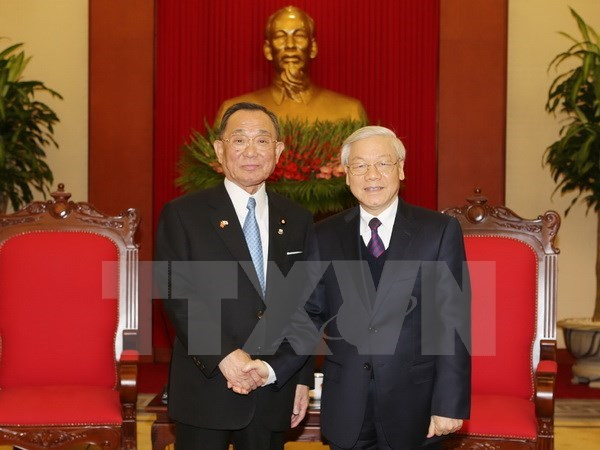 Japanese upper house prioritises cooperation with Vietnam hinh anh 1