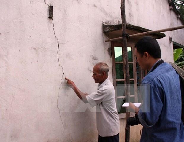 Consecutive quakes hit Thua Thien-Hue hinh anh 1