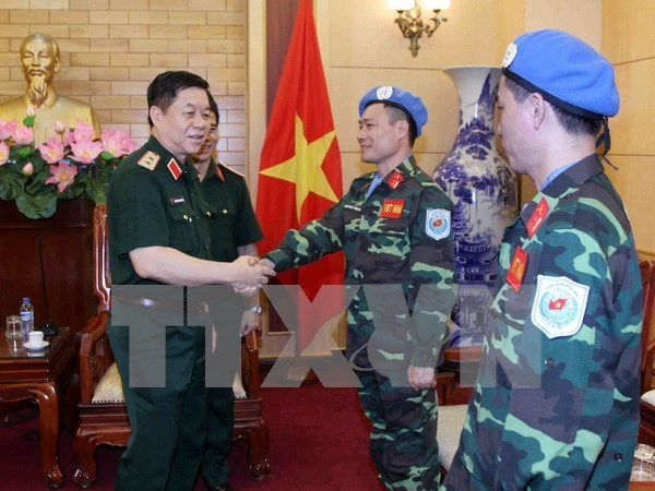 RoK experts share peacekeeping experience with Vietnam hinh anh 1