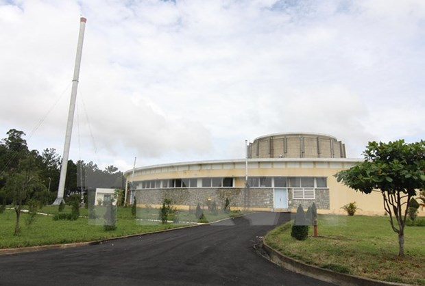 Nuclear reactor simulation system launched hinh anh 1