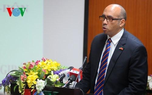 Reception held to mark Vietnam- Cuba diplomatic ties hinh anh 1