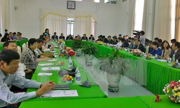 Japan eyes cooperation with Can Tho on hi-tech agriculture hinh anh 1