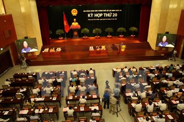 Ho Chi Minh City sets social-economic goals for 2016 hinh anh 1