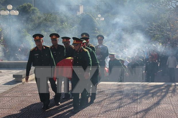 Genetic testing centre to help identify unnamed martyrs hinh anh 1