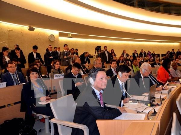 Vietnam undertakes UNHRC membership soundly hinh anh 1