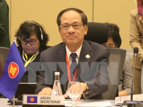 ASEAN, India seek wider cooperation hinh anh 1