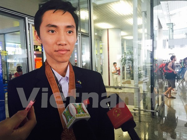 Vietnam reaps encouraging outcomes at world skills contest hinh anh 1