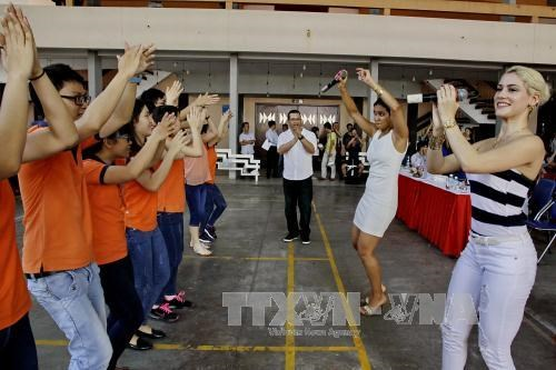 Vietnam – Cuba Culture Day opens in HCM City hinh anh 1