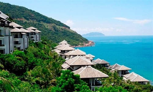 Da Nang resort wins global luxury award for second time hinh anh 1