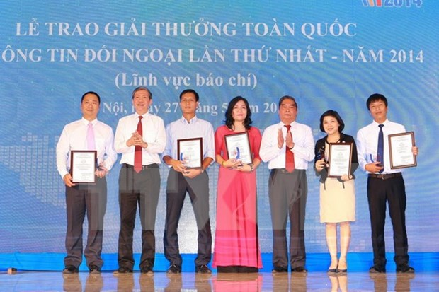 ANNOUNCEMENT: National External Information Service Awards 2015 hinh anh 1
