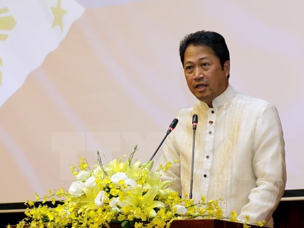Philippines to continue effective participation in ASEAN-led activitie hinh anh 1