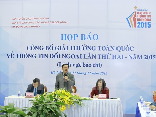 Second awards launched for external information services hinh anh 1