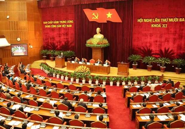 Preparations for 12th National Party Congress scrutinised hinh anh 1