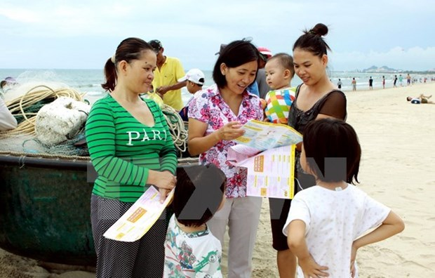 National priorities on sexual, reproductive health beyond 2015 hinh anh 1