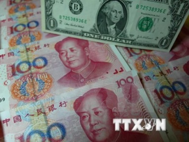 USD interest cut helps stabilise exchange rate: experts hinh anh 1