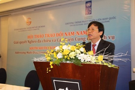 HCM City adopts poverty measures hinh anh 1