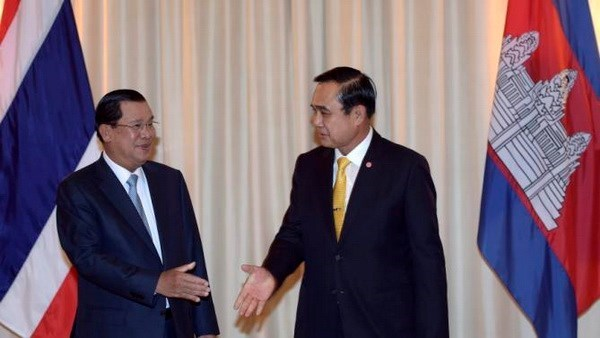Thailand, Cambodia to triple trade revenue hinh anh 1