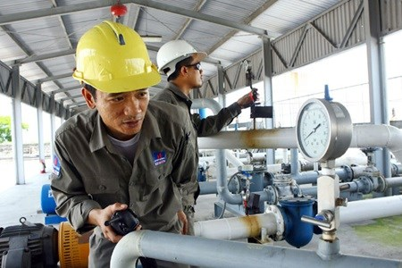 HCM City to promote sales of E5 bio-fuel hinh anh 1