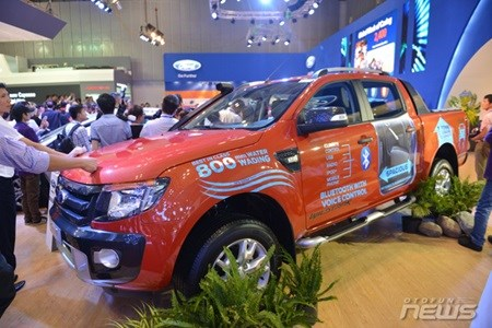 Pick-up trucks gain traction in Vietnam hinh anh 1