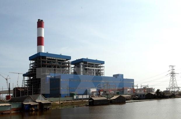 Duyen Hai 1 power plant produces 1 bln kWh so far hinh anh 1