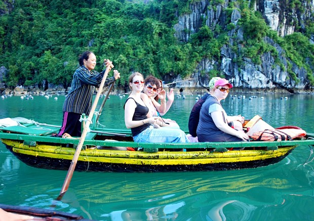 Vietnam seeks to lure tourists from Western Europe hinh anh 1