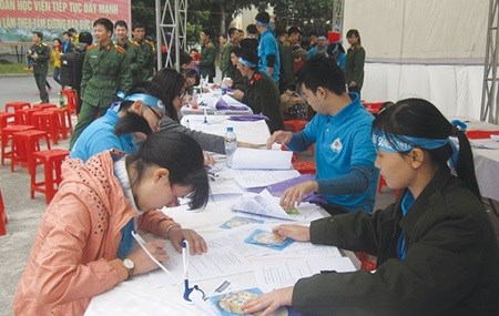 Record number of 1,400 people register to donate organs, tissue hinh anh 1