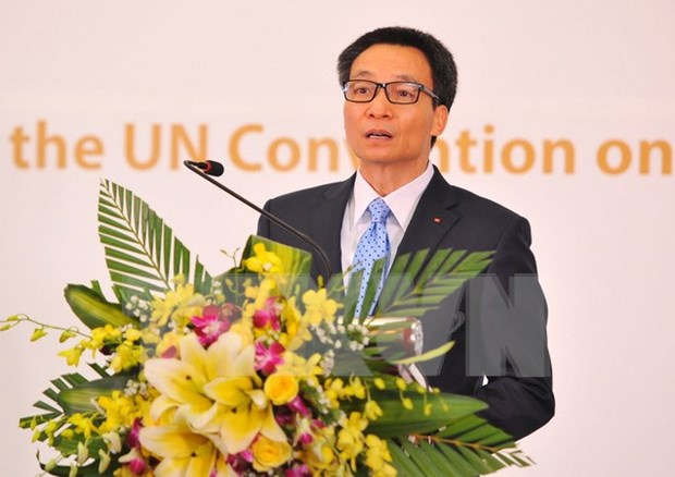 Vietnam marks ratification of UN children's rights convention hinh anh 1