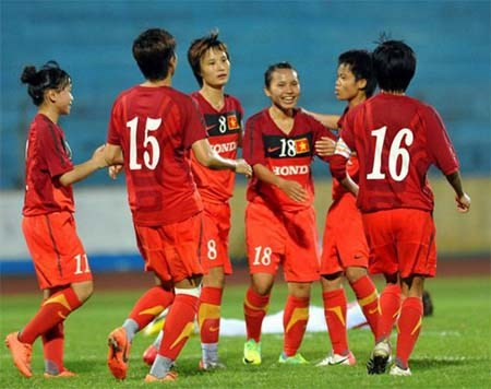 Vietnam to face China in qualifier hinh anh 1
