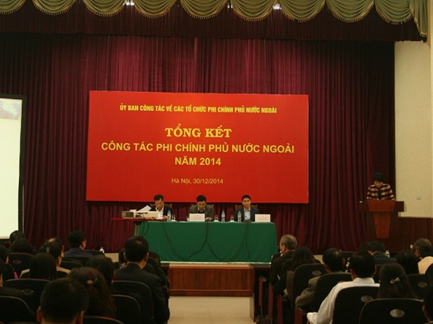 NGOs provide Vietnam with 283 mln USD in 2015 hinh anh 1