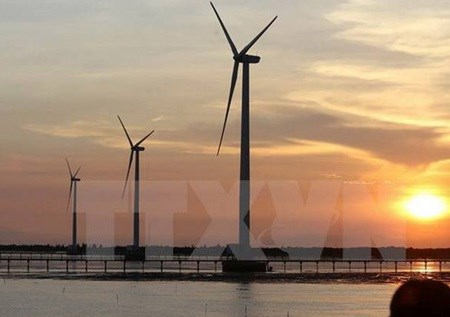 Tra Vinh calls for investment in wind power hinh anh 1