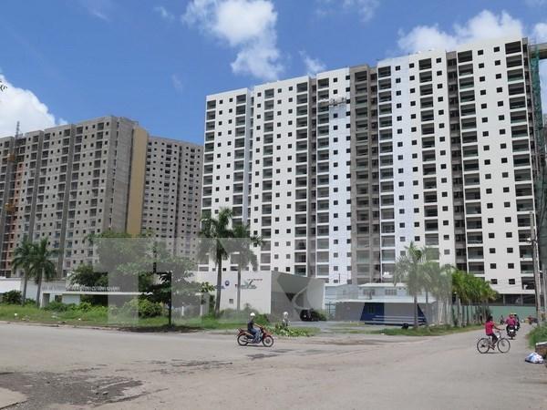 Real estate draws 2.32 billion USD in FDI in 2015 hinh anh 1