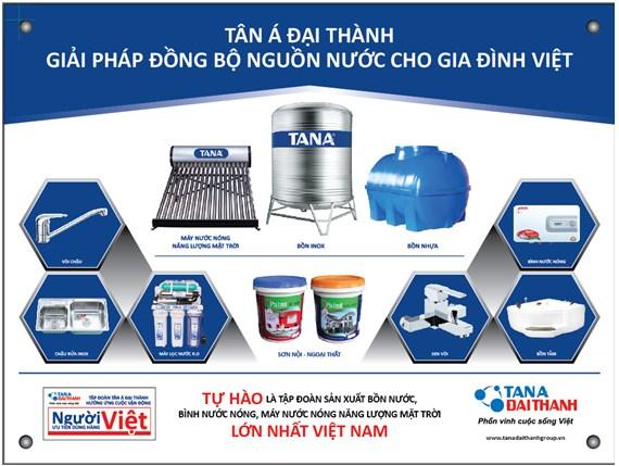 Tan A Dai Thanh establishes plastic affiliate hinh anh 1