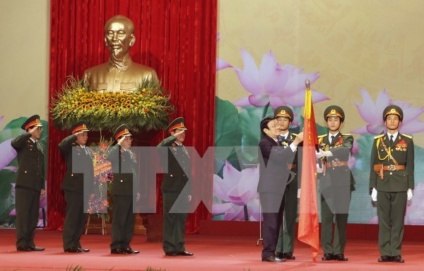 Labour Hero title bestowed upon Military Bank hinh anh 1